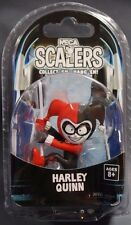 "HARLEY QUINN Classic Costume DC Comics Mini 2"" Cord Scaler Batman Toy Figurine"