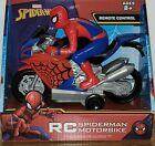 Spider-Man Remote Control High Speed 27MHz Motor Bike – Marvel Avengers