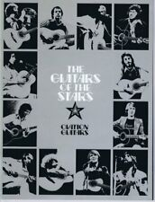 ORIGINAL Vintage 1977 Ovation Guitars of the Stars Catalog