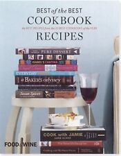 Food & Wine Best of the Best Cookbook Recipes: The Best Recipes from t-ExLibrary