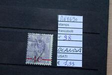 STAMPS FRANCOBOLLI OLANDA USATI N. 98 (A68690)