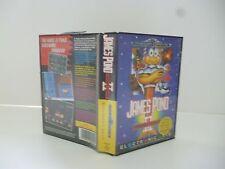 ☺ Jeux Mega Drive Sega James Pond Codename: Robocod Vendu Avec La Boite