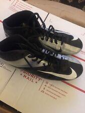 Nike Vapor Pro 3/4 TD Football Cleats Black 511339-010 Size 9 M