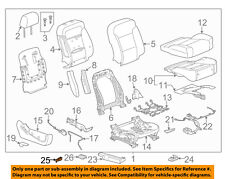 GM OEM Seat Track-Front Cover 92205791