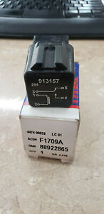 ACDelco F1709A Fuel Pump Relay GM#88922865