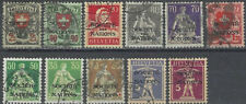 Switzerland League of Nations Collection of 11 LotBDP4962