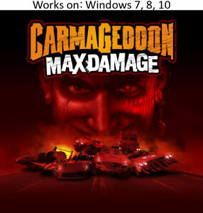 Carmageddon Max Damage PC Windows 7 8 10 More Games in Store