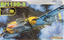 BF110d-3 (CH-G) Bomber 1:48 Plastic Model Kit DRAGON MODELS