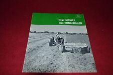 John Deere 480 Haybine Mower Conditioner Dealers Brochure DCPA3