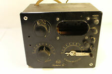 Vintage RCA Radiola III 3 Regenerative Radio Receiver Ham Radio Collectible