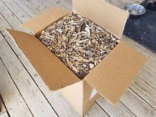 1 Big Box Shown (30+ LBS) Colorado Mixed Mulch Smoking/Garden Wood Chips.