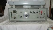 Electronic Frequency Converter CV2353|U with Manual Dept of the Navy