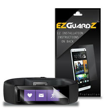 4X EZguardz LCD Screen Protector Skin Cover Shield HD 4X For Microsoft Band