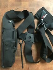 Bianchi #UM84 Universal Military Holster w/Shoulder Holster And Mag Pouch Black