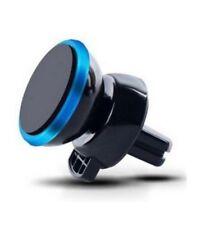 Universal Auto Kfz 360° Lüftungs Halterung - Blau - Magnet Handy Smartphone Navi