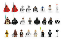 LEGO Star Wars - Death Star 10188 Minifigs - Minifigs Only (No other set pieces)