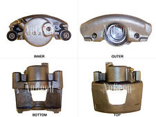 Nugeon Front Left Reman Disc Brake Caliper 22-17280L