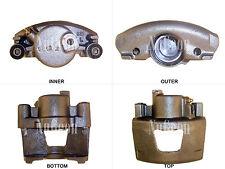 Nugeon Front Left Reman Disc Brake Caliper 22-17280L