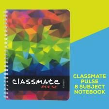 Classmate Premium 6 Subject Notebook - A4, Soft Cover, 300 Pages, Single Line