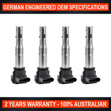 4 x Ignition Coil Pack for Skoda Octavia 2.0L Turbo Skoda Yeti 1.8L Turbo