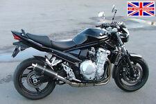 Suzuki Gsf650 Bandit 07-15 Sp de ingeniería de fibra de carbono Ronda Moto Gp Xls De Escape