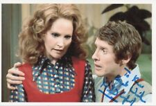 MICHAEL CRAWFORD Signed 6x4 Photo FRANK SPENCER In Some Mothers Do 'Ave 'Em COA