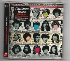 CD (NEW) ROLLING STONES SOME GIRLS (COLLECTOR'S ORIGINAL ALBUM PACKAGING )