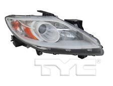 TYC Right Passenger Side Halogen Headlight for Mazda CX-9 2010-2012 Models