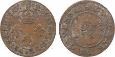 Cayenne, 2 sous, 1782, Paris   -  34