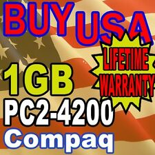 1GB Compaq Presario Media Center SR5023WM Memory Ram