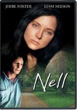Nell (Jodie Foster Liam Neeson) Region 1 DVD New