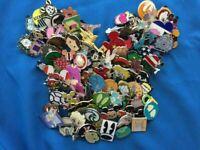 Disney Pin Trading Lot U Pick Size 25, 50, 75, 100. No duplicates.