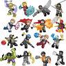 Assemble Super Heroes Avengers 3 Infinity War Heros&Thanos Figure Model 16 Set