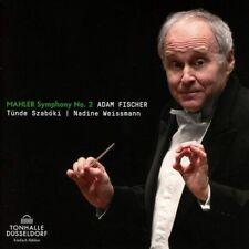 Adam Fischer - Mahler: Symphony No. 2 (NEW CD)