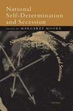 National Self-Determination and Secession (1998, Hardcover)