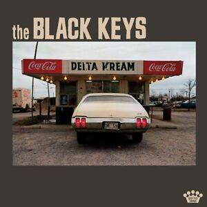 THE BLACK KEYS - DELTA KREAM CD (14TH MAY) PRESALE