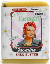 Filthy Farmgirl Soap ~ Jasmine Shea Butter ~ Handmade In Hawaii