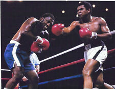 MUHAMMAD ALI VS JOE FRAZIER 10/1/75 8X10 FIGHT III