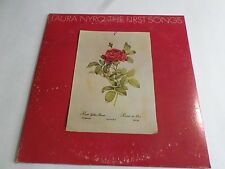 Laura Nyro The First Songs LP 1973 Columbia KC 31410 Vinyl Record