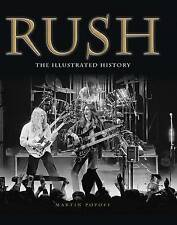 Rush: The Illustrated History by Martin Popoff (Hardback, 2013)