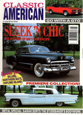 CLASSIC AMERICAN CARS Magazine. #40 Aug 1994 - 1933 Ford Cabriolet