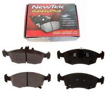 Newtek IN CERAMICA ANTERIORI PASTIGLIE PER FIAT 500 2012-2015