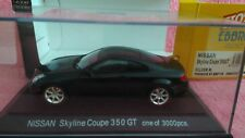 RARE NISSAN SKYLINE COUPE 350 GT EBBRO 1/43 AVEC SA BOITE ORIGINE