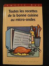 Livre de Recettes Micro-Ondes