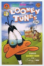 Looney Tunes Claritin Syrup Presents #1 Promo Comic Book 1998 VF/NM DC comics