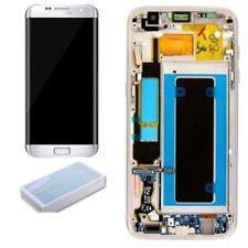 SAMSUNG Display LCD Originale + Touch Screen Per Galaxy S7 Edge SM-G935F Silver