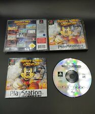 MICKEY'S WILD ADVENTURE / jeu Playstation 1 - PS one / complet / PAL