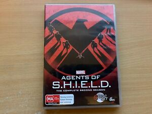 Marvel's Agents Of S.H.I.E.L.D. Season 2 The Second Series Two SHIELD DVD 6-Disc