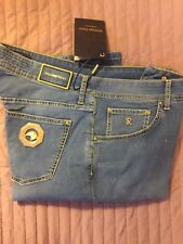 $1950 🔥NEW Stefano Ricci W31-36 luxury Jeans w/ Eagle, Dragon, Crocodile patch
