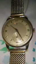 orologio  zenith vintage tutto in oro 18 kt cassa e bracciale leggi bene descriz